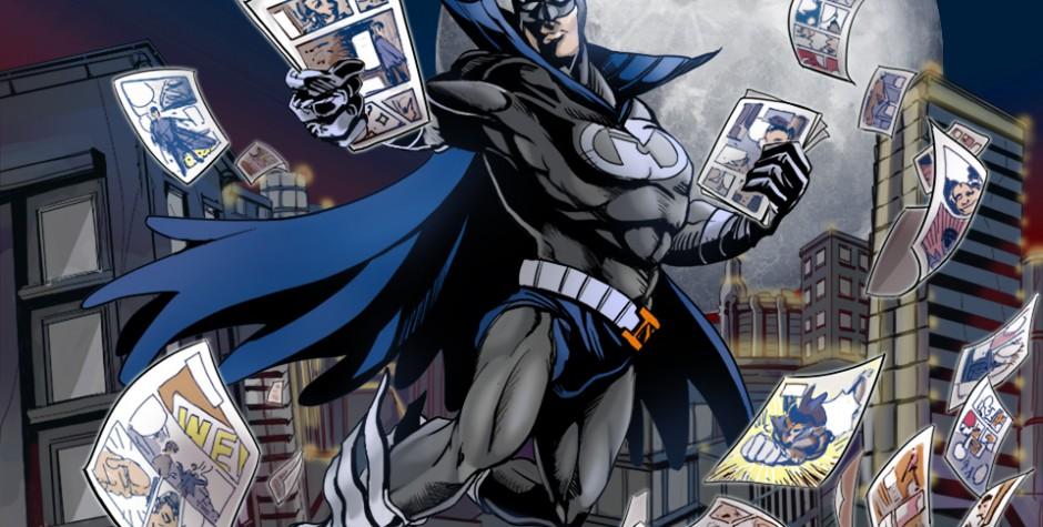 漫画広告のアイコミックス ウェブサイト開設